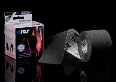 Ares Sports 5cm Svart